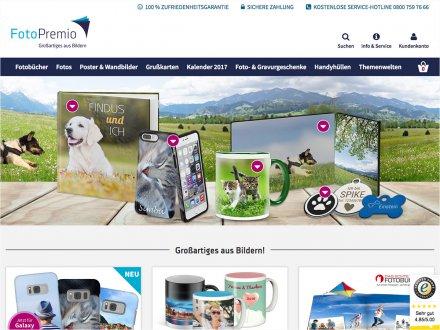 Webdesign von FotoPremio